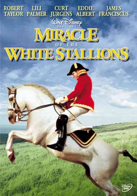 MIRACLE OF THE WHITE STALLIONS BY TAYLOR,ROBERT (DVD)