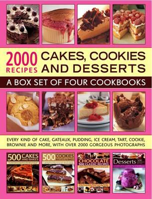 2000 Recipes By Kay, Ann